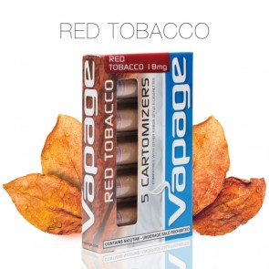 Red Tobacco Refill Cartomizer (Cartomizers)