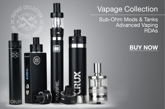 Vapage Collection Mods and Tanks