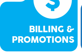 Vapage Billing and Promotions